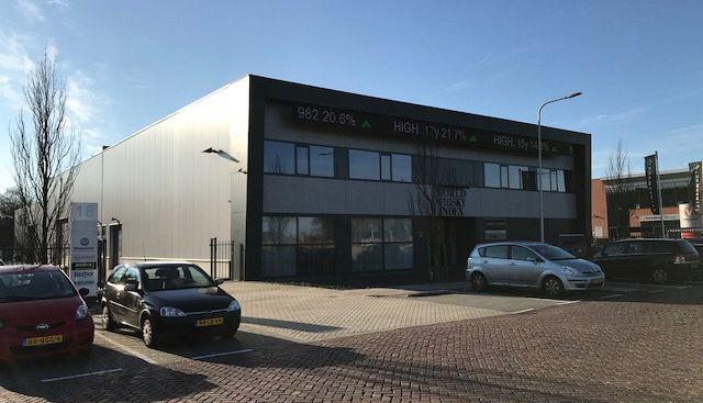 Industriekade, Sassenheim
