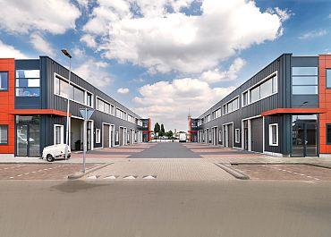Businesspark Eendracht, Haarlem